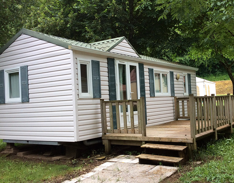 Mobilhome 29 m² Louisiane